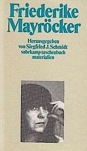 Friederike Mayröcker.