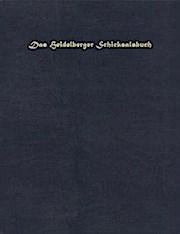 Das Heidelberger Schicksalsbuch: Faksimile des »Astrolabium Planum« in frühhochdeutscher Übertragung aus dem 15. Jahrhundert
