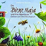 Hörbuch: Die Biene Maja und ihre Abenteuer