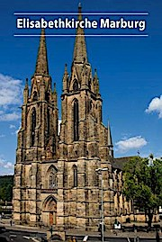 Elisabethkirche Marburg (DKV-Kunstführer, Band 296)