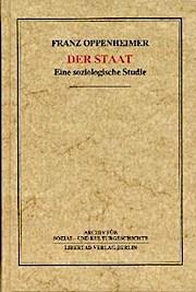 Der Staat: Eine soziologische Studie