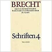 Werke. Große kommentierte Berliner und Frankfurter Ausgabe.: Schriften 4: Große kommentierte Berliner und Frankfurter Ausgabe, Band 24