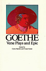 Verse Plays and Epic (Goethe's Collected Works)