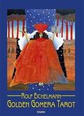 Golden Gomera Tarot   ; Zeichn. v. Eichelmann, Rolf; Deutsch; 80 Ktn u. Anleitung -