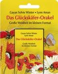 Glückskäfer-Orakel; Grosse Wahrheit im Kleinen Format   ; Maler: Aman, Lynn; Deutsch