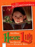 Hexe Lilli, der Drache und das magische Buch (Schulfreundebuch)   ; Deutsch; , durchg. farb. Ill. -